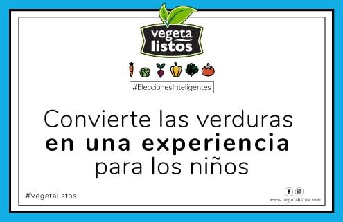 Ago23 17 Convierte las verduras en una experiencia para los niños