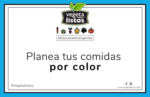 Mar01 18 Planea tus comidas por color