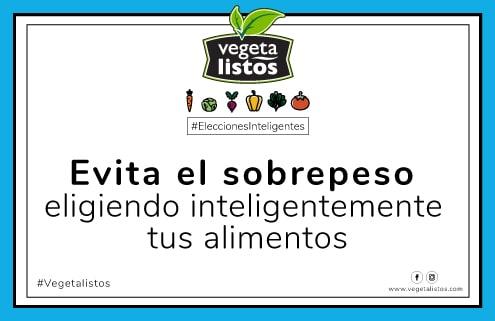 Mar06 18 Evita el sobrepeso eligiendo inteligentemente tus alimentos