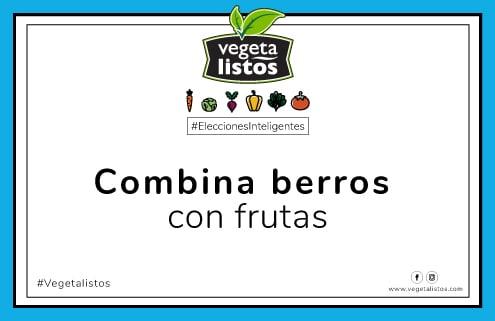 May31 17 Combina berros con frutas