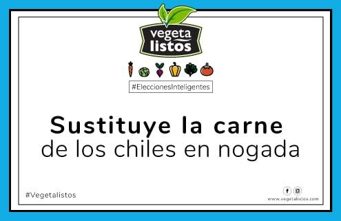Oct17 06 Sustituye la carne de los chiles en nogada