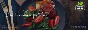 ¡Crea tu ensalada perfecta!