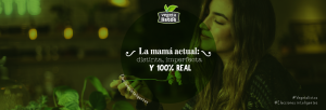 La mamá actual: distinta, imperfecta y 100% real.