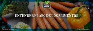 Entender el ABC de los alimentos