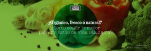 ¿Orgánico, fresco ó natural? ¿Cómo elegir lo mejor para mi estilo de vida saludable?