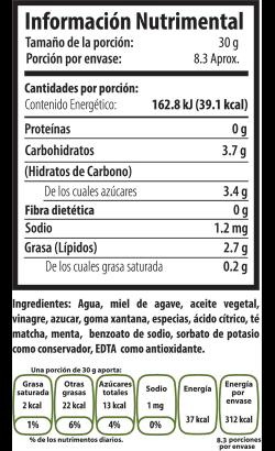 Tabla-Nutrimental_matcha