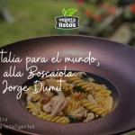 Pasta Boscaiola con espinaca o superfood 5