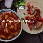 Platillos mexicanos repletos de salud