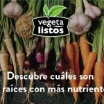 Descubre cuáles son las raíces con más nutrientes